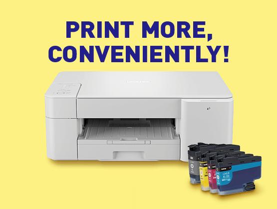 Print conveniently