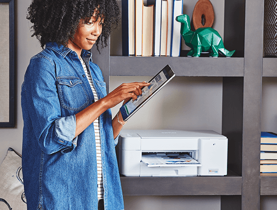 Printing power at your fingertips