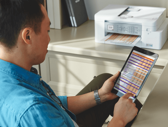 Duplex and wireless printing features to meet all needs