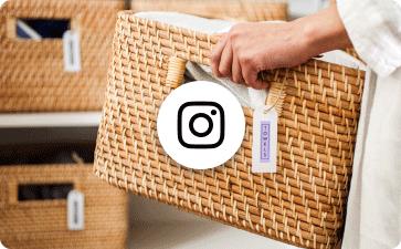 P-touch Instagram