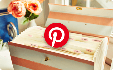 P-touch Pinterest
