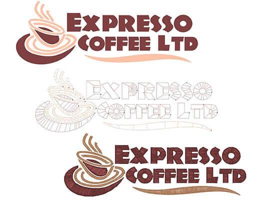 espresso coffee logo
