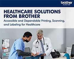healthcare solutions brochure